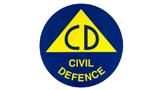Civil Defense logo