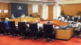 Photo of a Council Meeting