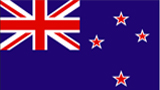 Photo of the NZ flag