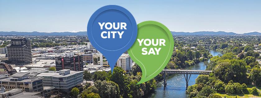 Your City, Your Say. | Hamilton City Council