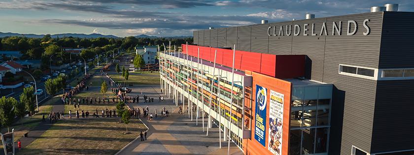 Claudelands Arena