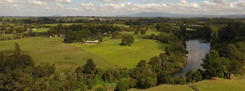 Peacocke and the Waikato River