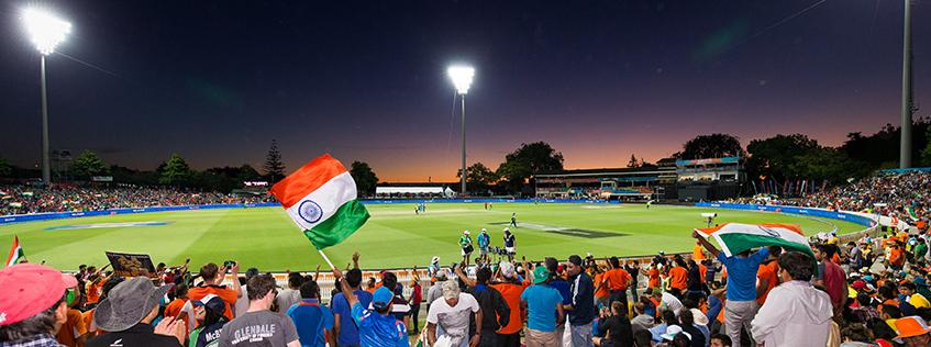 India vs Ireland   Seddon Park March 2015