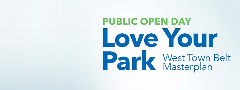Public Open Day, West Town Belt   Love Your Park