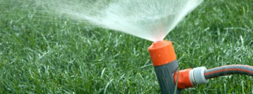 Soaring water use may lead to sprinkler ban