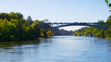 Photo of the Waikato River