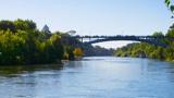 Photo of the Waikato River