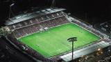 Aerial photo of Waikato Stadium