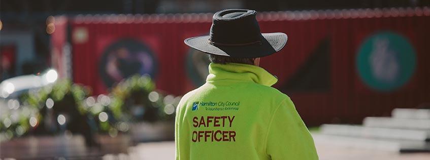 city safe officer