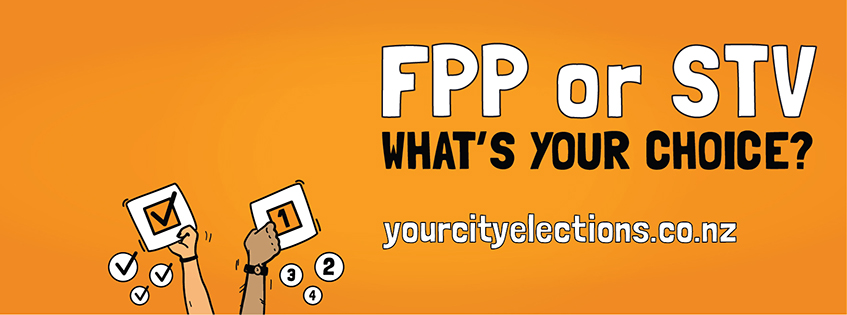 FPP or STV, what's your choice? | yourcityelections.co.nz