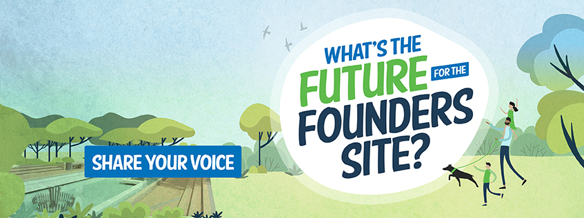 What the future for the Founders site?