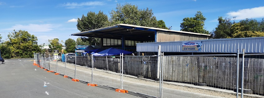 Image of the Lincoln Street Resource Recovery Centre