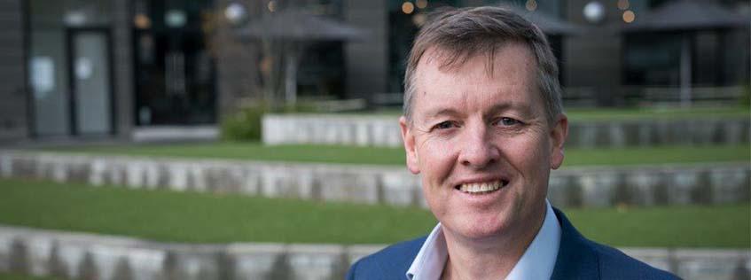 Blair Bowcott, new General Manager Growth at Hamilton City Council