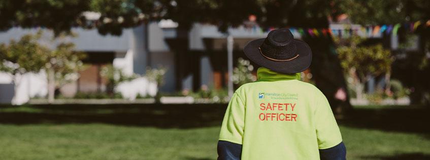 Hamilton City Council, Safety Officer