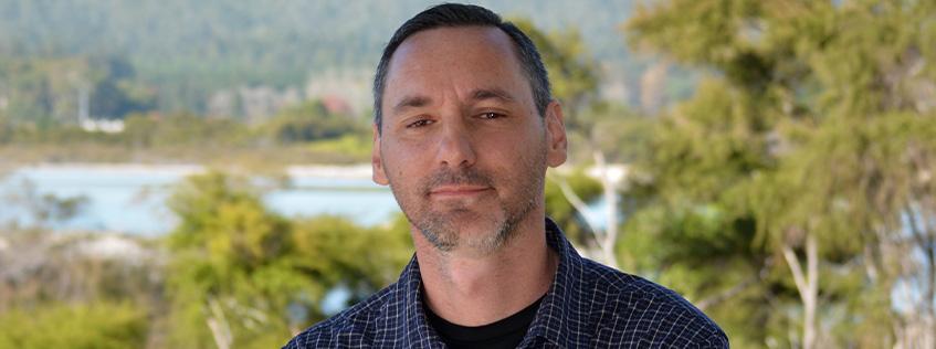 Karl Chitham - National Contemporary Art Award judge