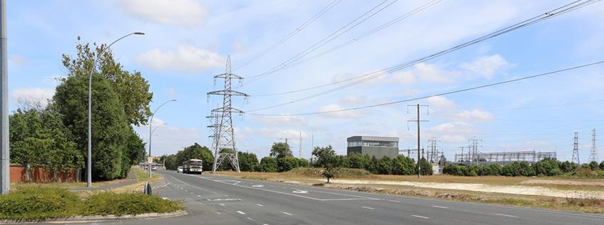 Image of Ruakura Road