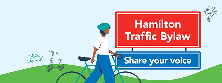 Hamilton Traffic Bylaw - Share your voice