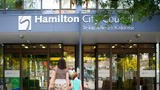 Photo of Hamilton Council building