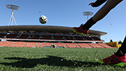 Waikato Stadium set for football history
