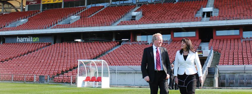 FMG granted naming rights for Waikato Stadium