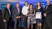 National excellence award for Hamilton City Transport Alliance
