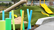 New destination playground at Minogue Park