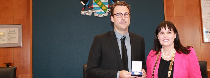 Daniel Vettori made an ambassador for Hamilton