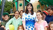 Playgrounds plan wins recreation association award