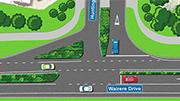 Safety improvements confirmed for Wairere Drive intersection