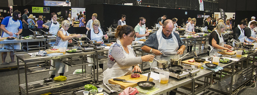 Great NZ Food Show set to sizzle at Claudelands