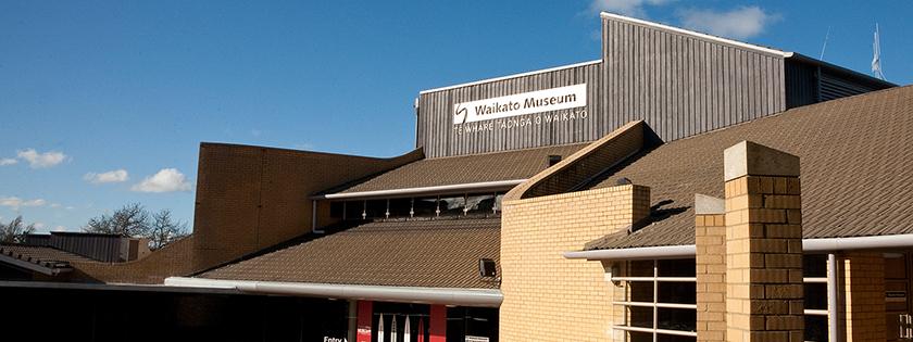 Waikato Museum Te Whare Taonga o Waikato